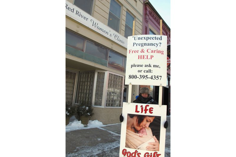 North Dakota abortion clinic files federal suit over 2 laws