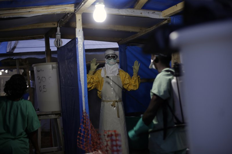 Guinea declares Ebola epidemic, 3 deaths, 4 infected, neighboring countries step in