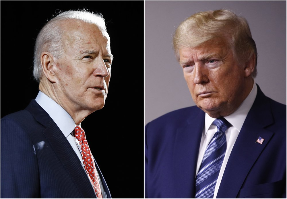 If empathy is what voters will be looking for, the contrast between Joe Biden and Donald Trump is stark and the challenge for President Donald Trump may be steep