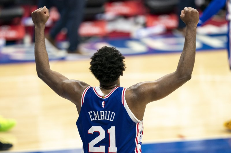 Philadelphia 76ers' Joel Embiid Suffers Meniscus Tear in Right Knee During Playoff Game Against Washington Wizards