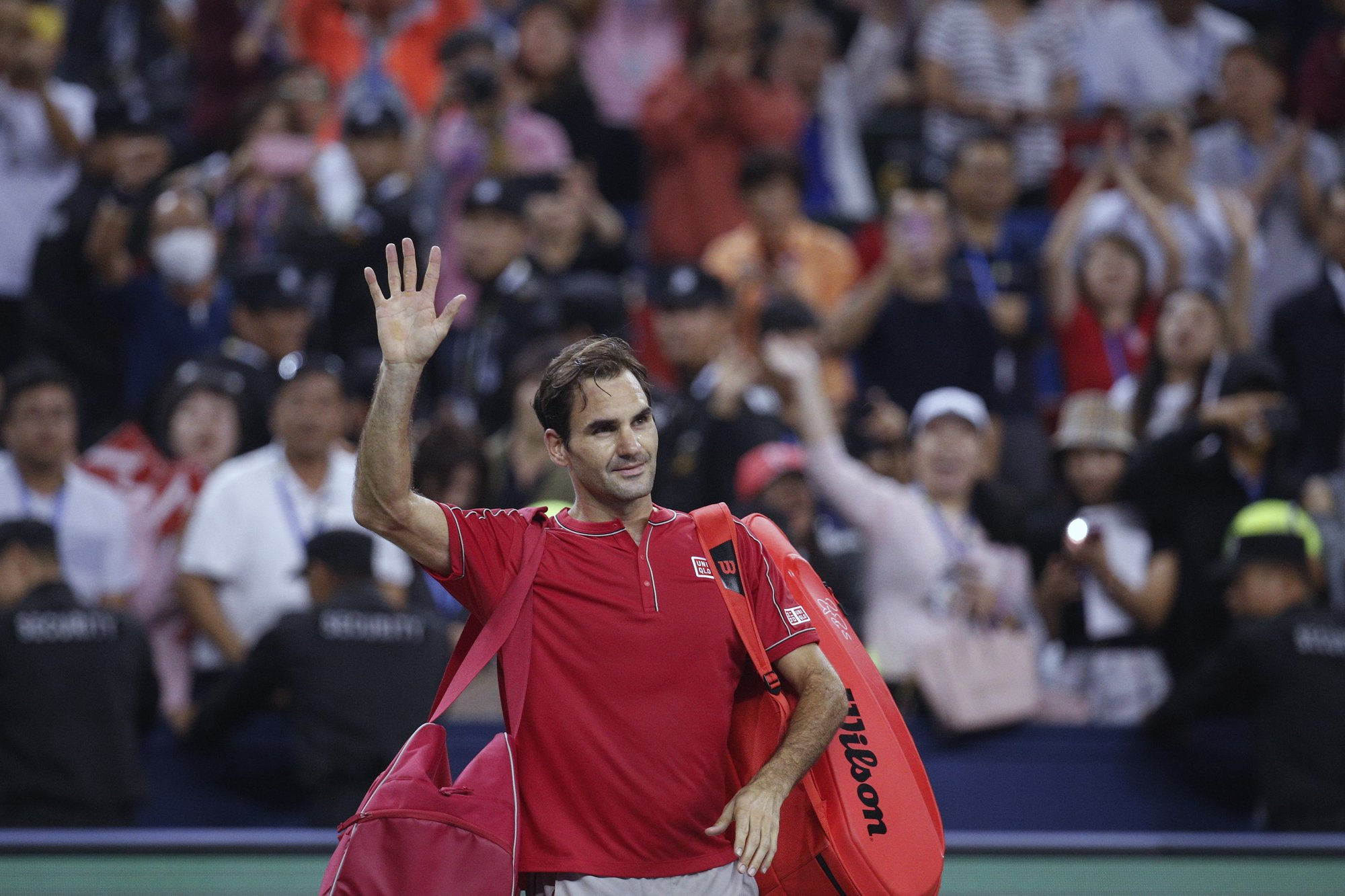 Roger Federer says he plans to play at 2020 Tokyo Olympics