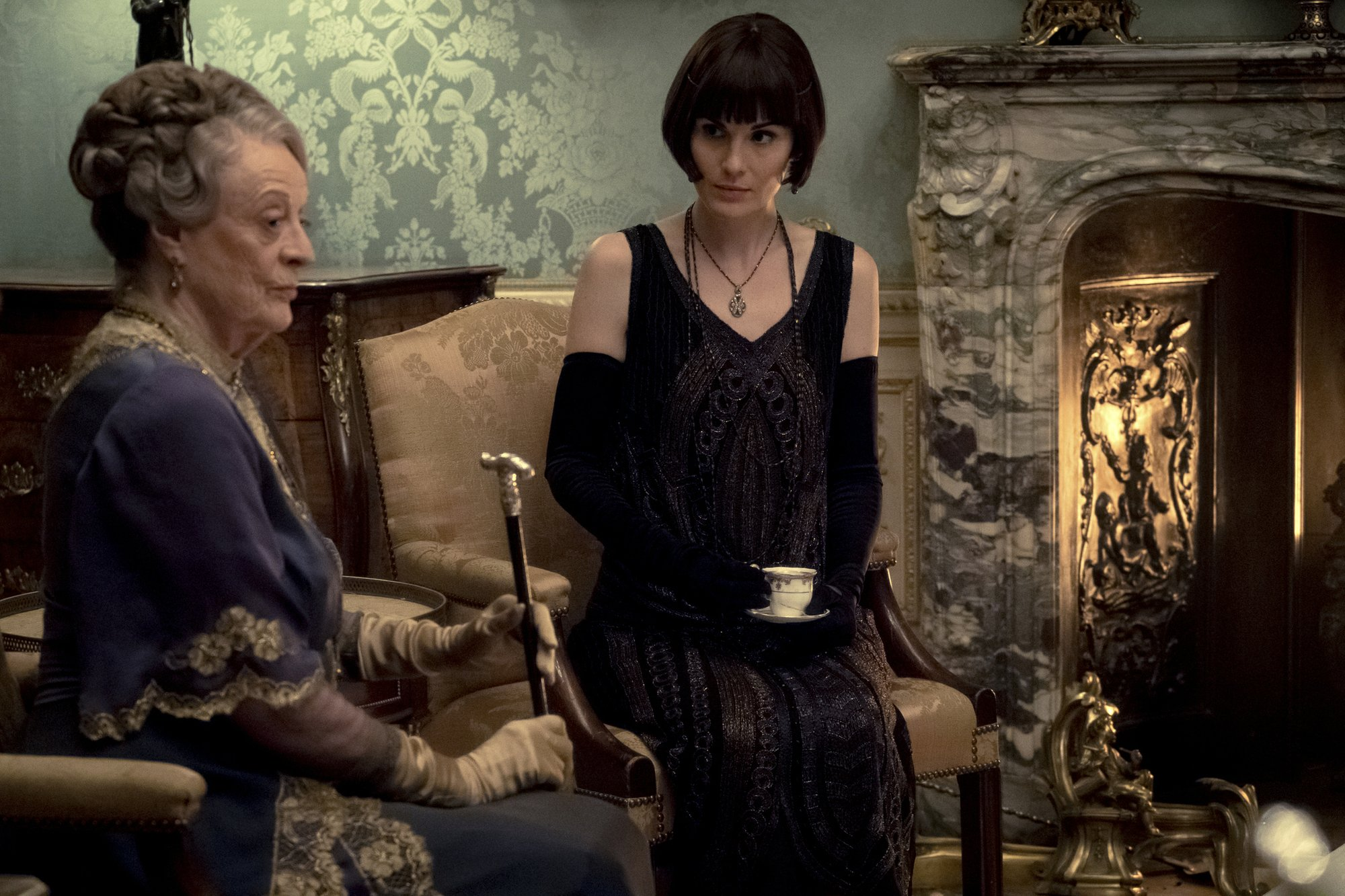 Review: 'Downton Abbey' film is stately but too safe