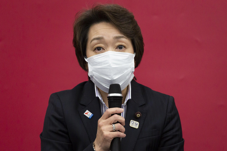 Seiko Hashimoto takes over as Tokyo Olympic president - The Associated Press