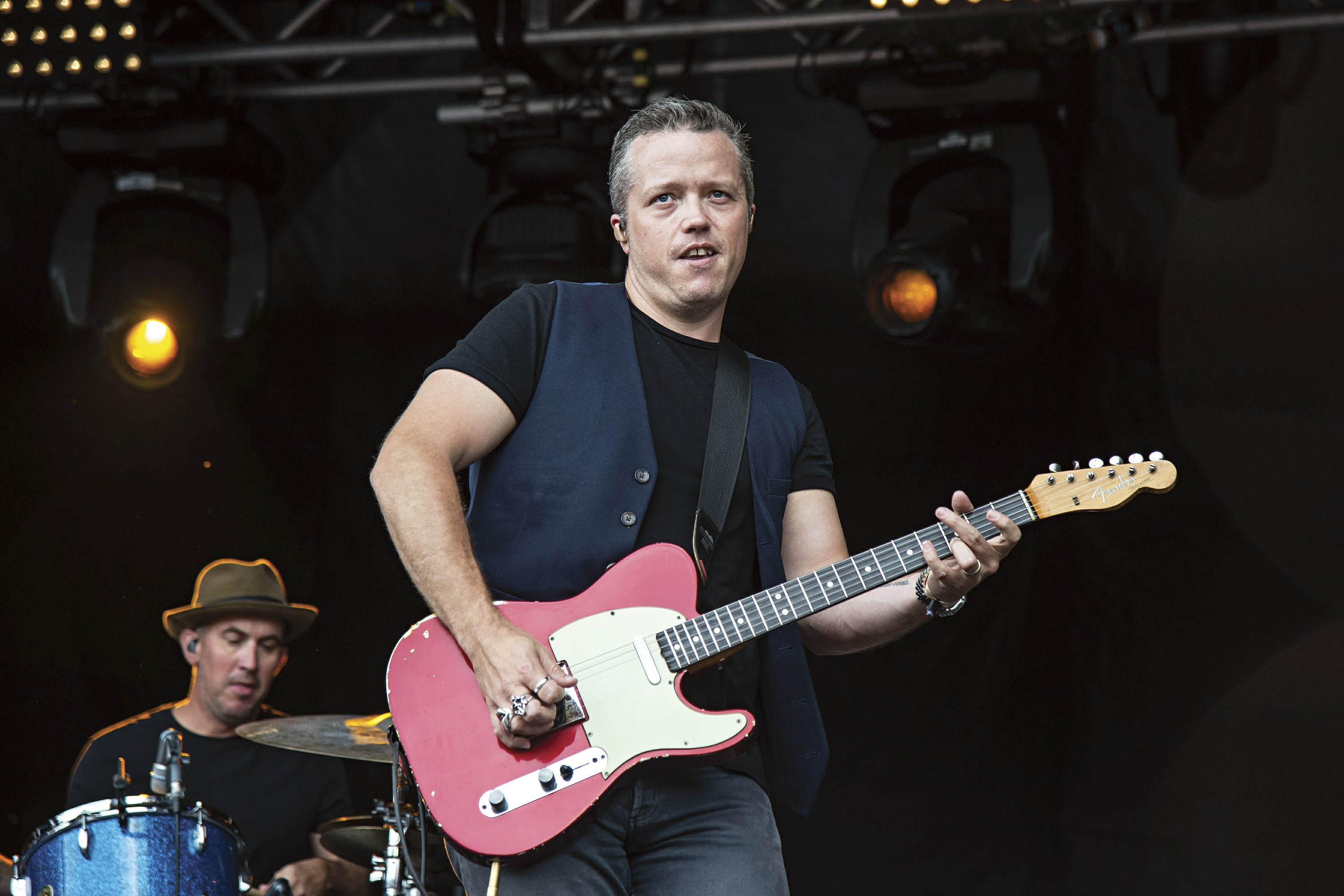 Summertime, and the living is uneasy for Jason Isbell