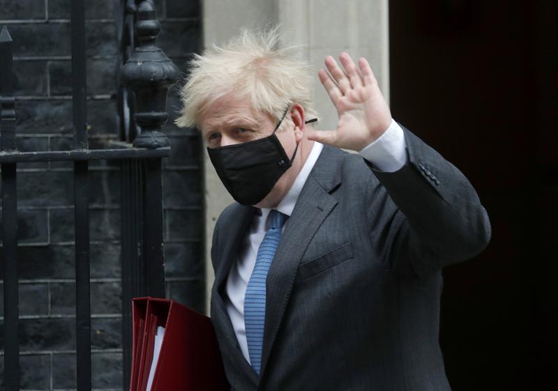 Britain's watchdog steps up probe into Boris Johnson's finances