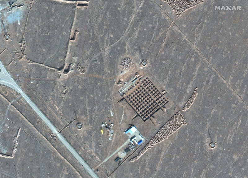 Iran is Building Something at Underground Nuclear Facility Amid U.S. Tensions