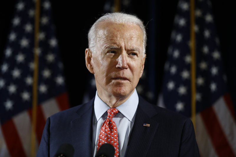 "Joe Biden launches what his campaigners call ""virtual ropeline"" as he stays in touch with supporters"