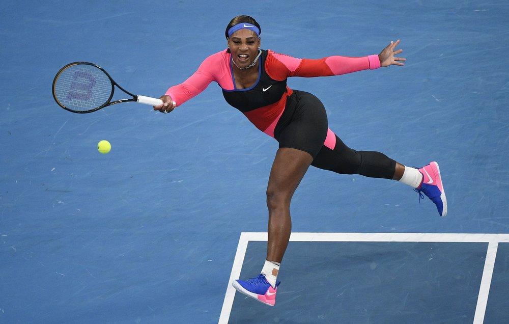 Serena Williams Defeats Simona Halep to Set Up Naomi Osaka Semifinal Meeting