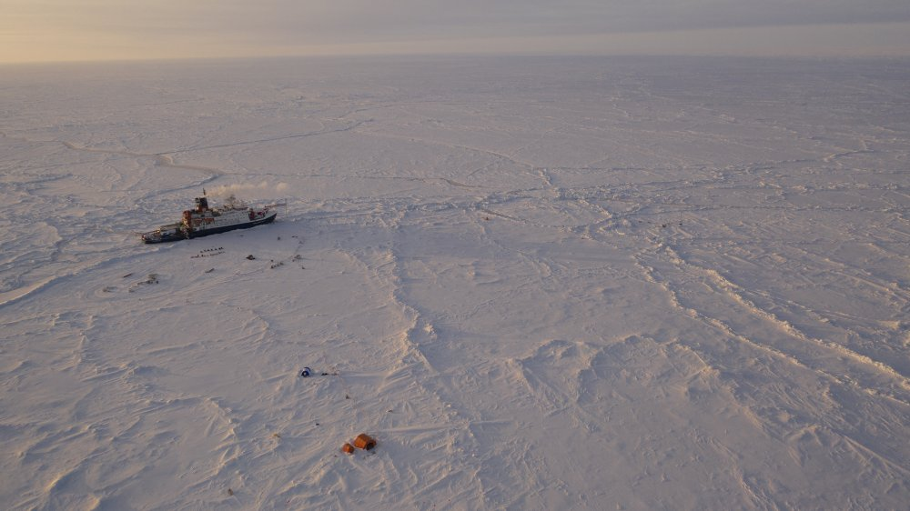 Dozens of scientists are waiting in quarantine to join a year-long Arctic research mission