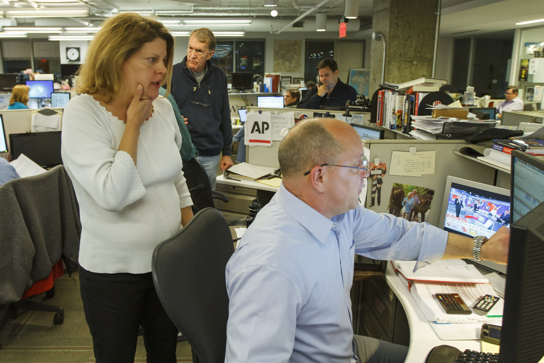 Show your work: AP plans to explain vote calling to public