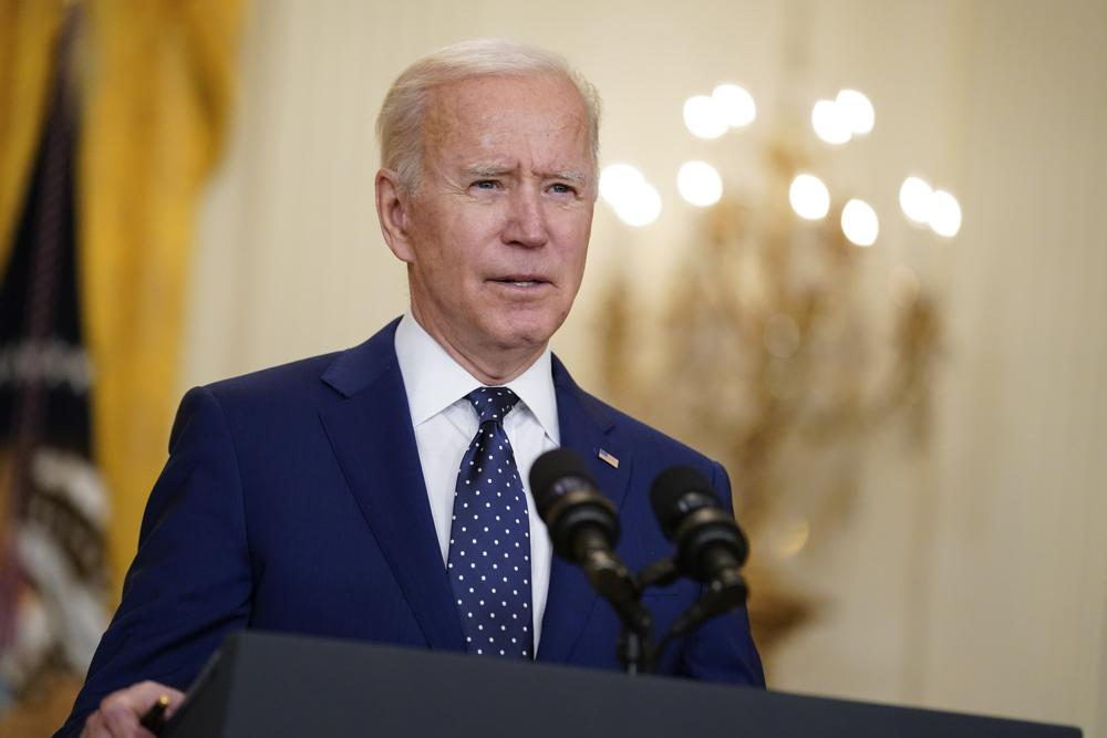 President Joe Biden's administration is studying the idea of climate migration