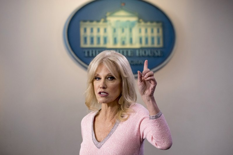 Kellyanne Conway to Leave the White House at the End of the Month, Citing the Need to Focus on Her Family