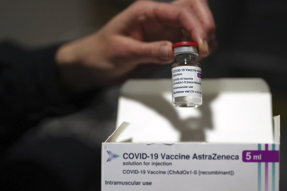 Why are major European nations suspending use of AstraZeneca vaccine?