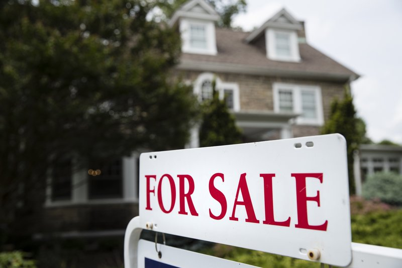 Fall in house sales while house prices increase