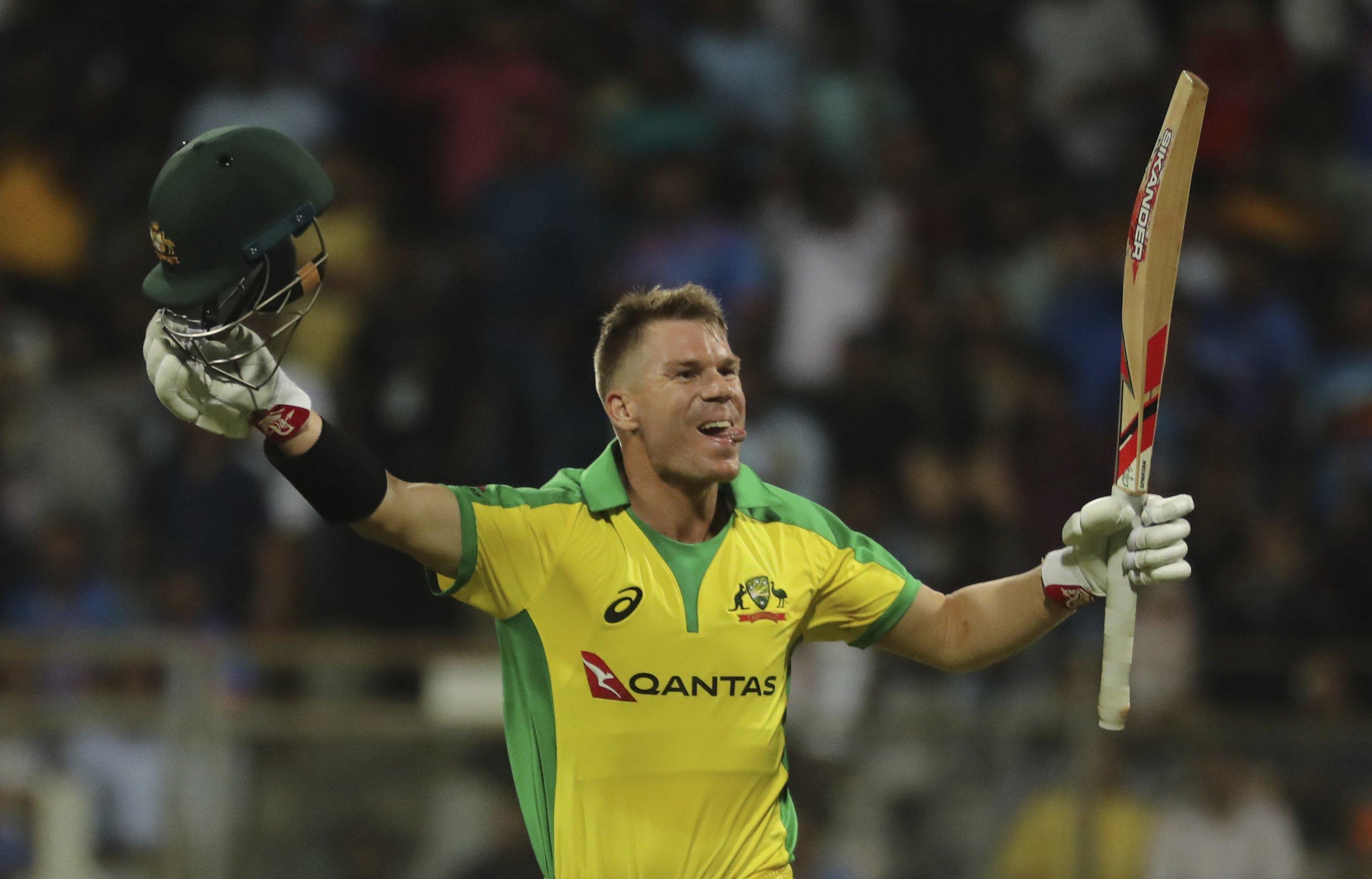 Warner edges Smith for top Australian award in comeback year