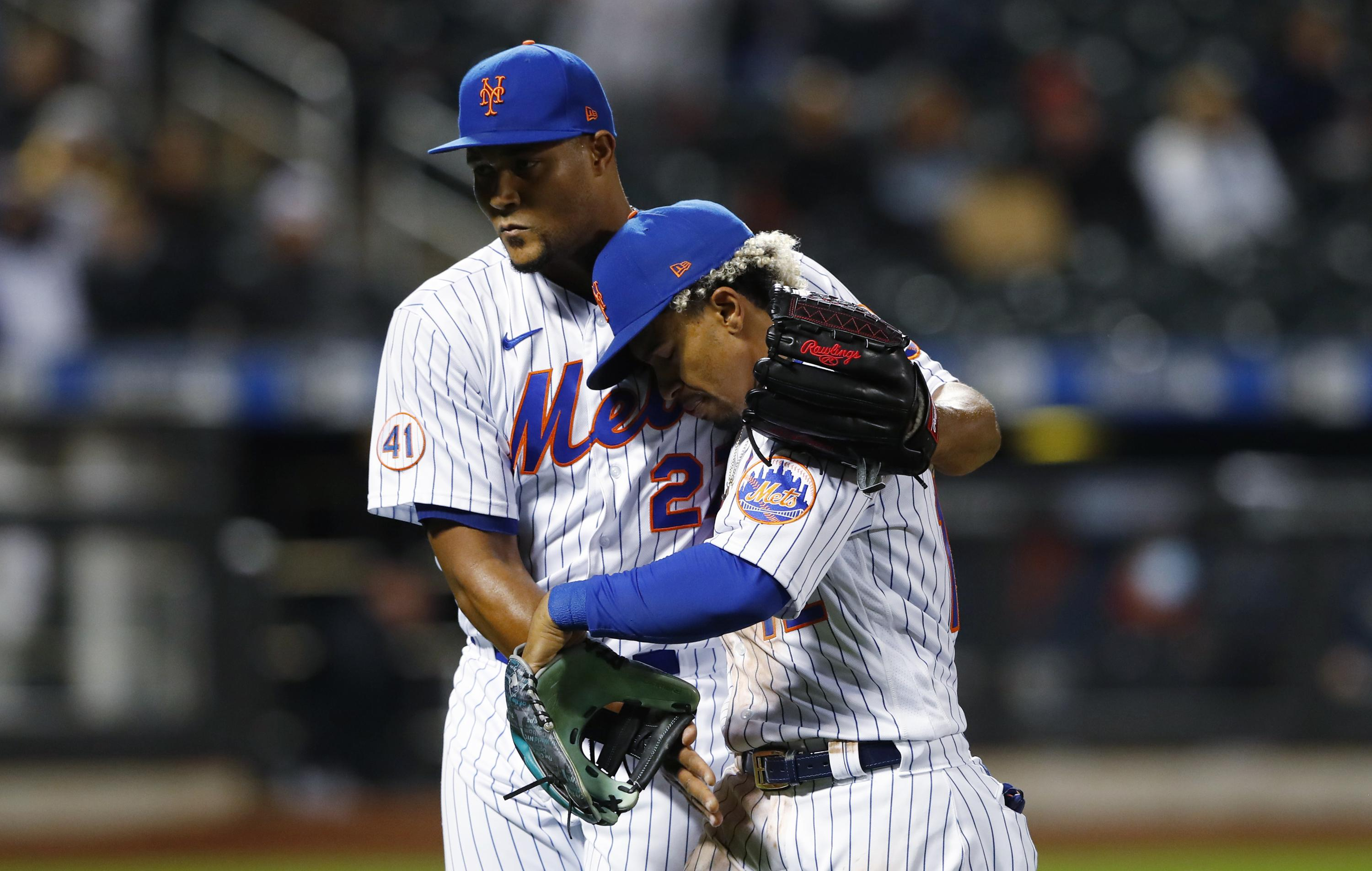McNeil, Lindor team up as Mets beat Diamondbacks 4-2