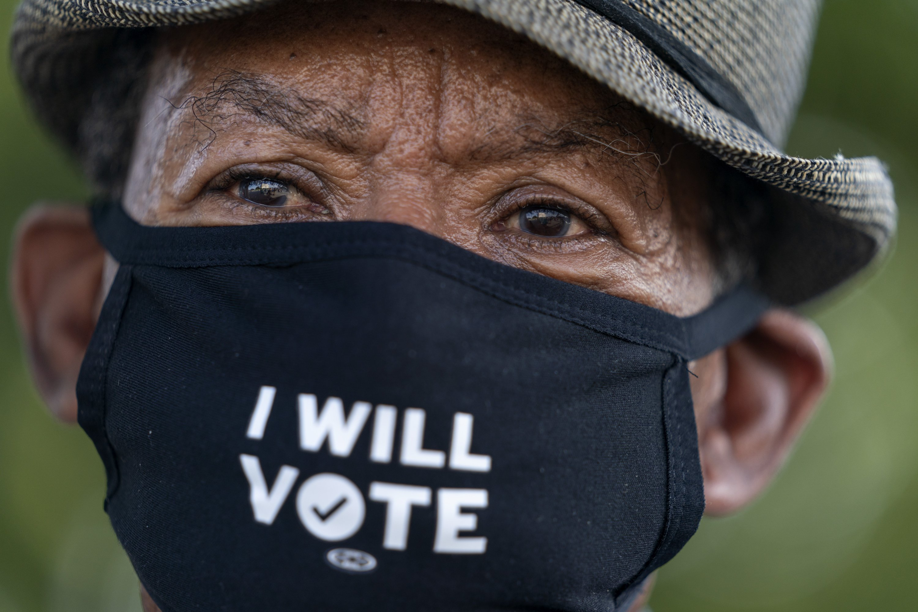 'How dare we not vote?' Black voters organize after DC march