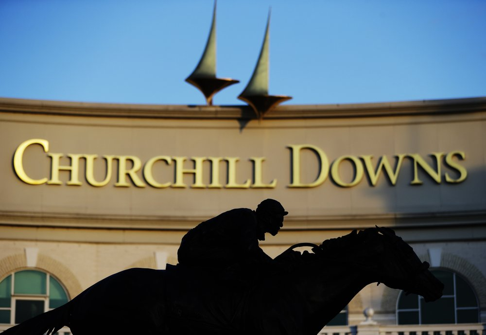 Let the races begin at Churchill Downs