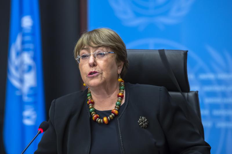 UN Human Rights Chief Says Reparations Are Needed to Help End Systemic Racism