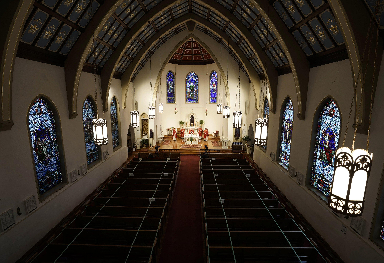 Sitting on billions, Catholic dioceses amassed taxpayer aid... thumbnail