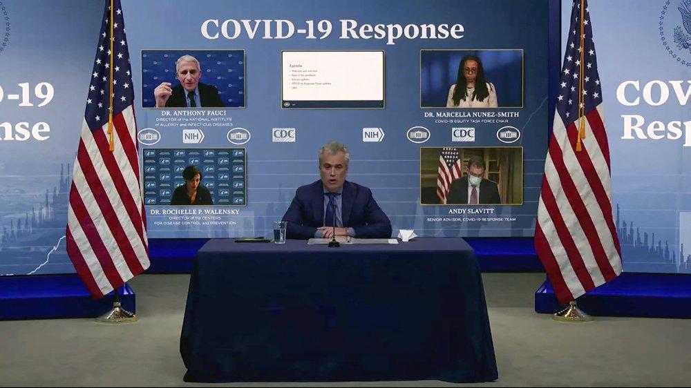 Inside President Biden's war on coronavirus pandemic plague