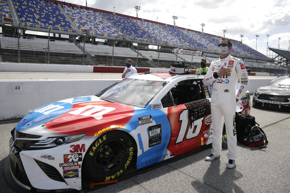 On-track tussle between Kyle Busch and Chase Elliott at Darlington Raceway this week very well might be the start of a new rivalry NASCAR needs