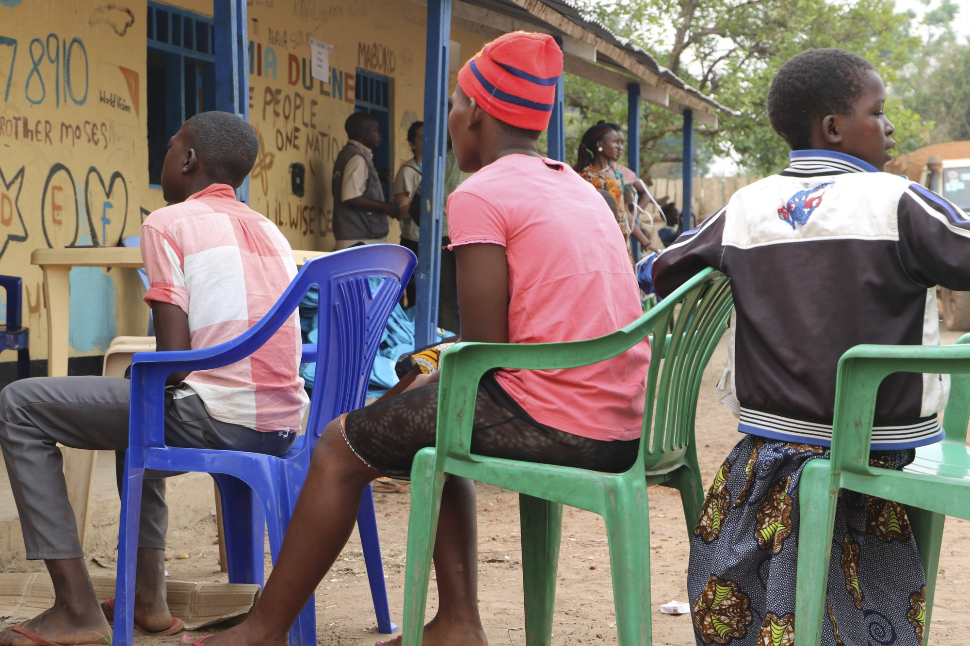 South Sudan's former child soldiers struggle to move on