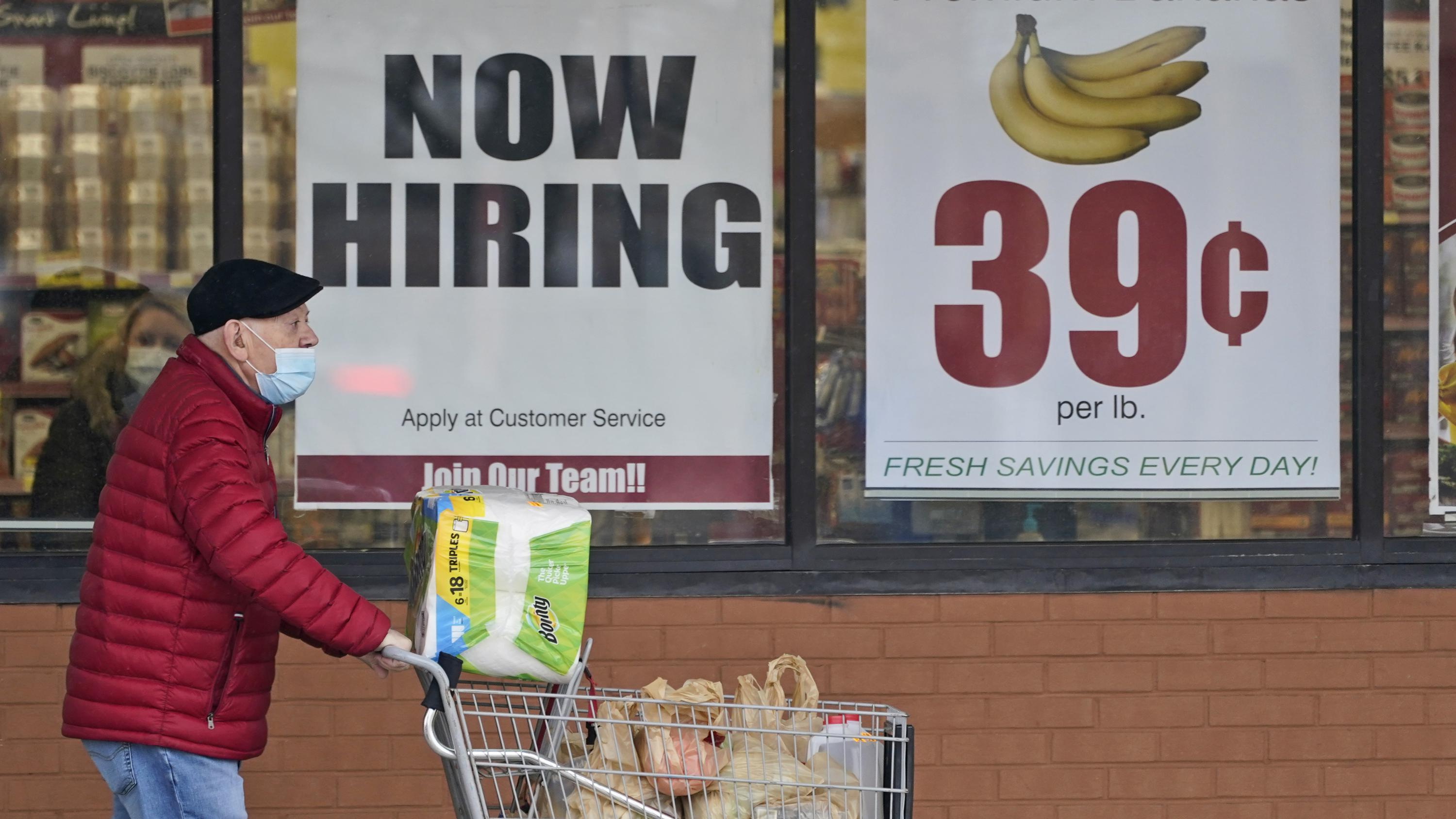 WASHINGTON (AP) — The recovery of America's job market hit a pause last month as many businesses — from restaurants and hotels to factories and construction companies — struggled to