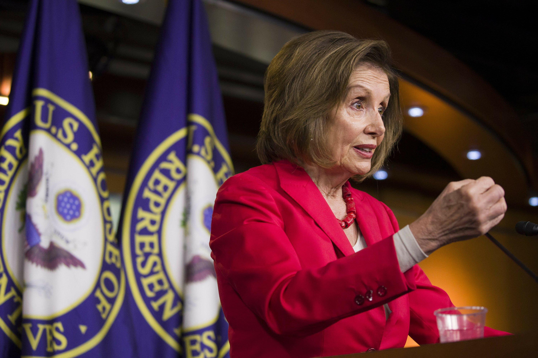 House sends Trump $4.6B border bill, yielding to Senate