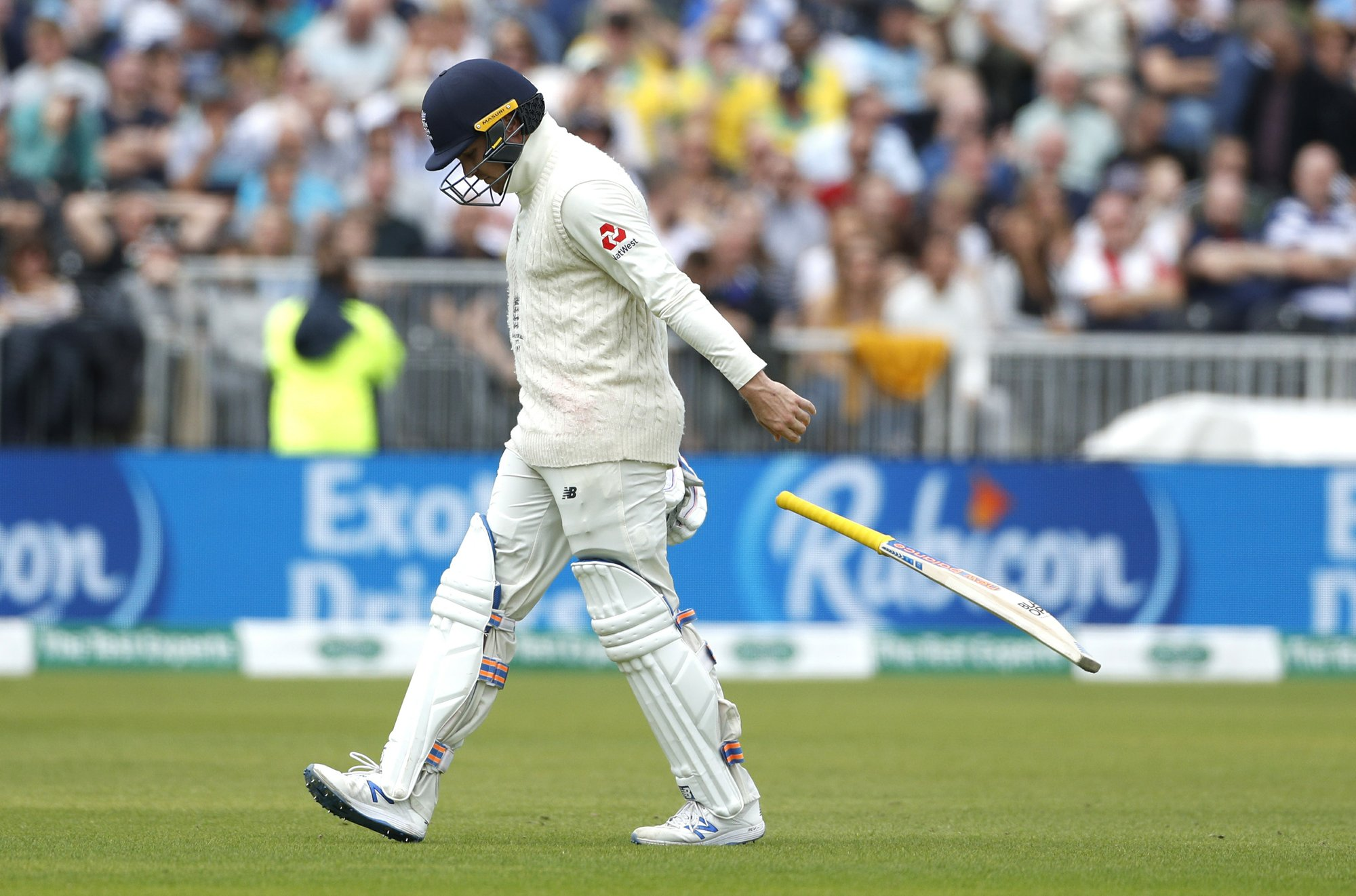 England drops Roy for 5th Ashes test, Stokes won't bowl