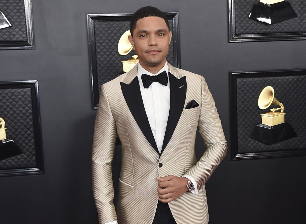 Opportunity he couldn't pass up: Trevor Noah after hunkering down at home during pandemic set to host the Grammys in-person