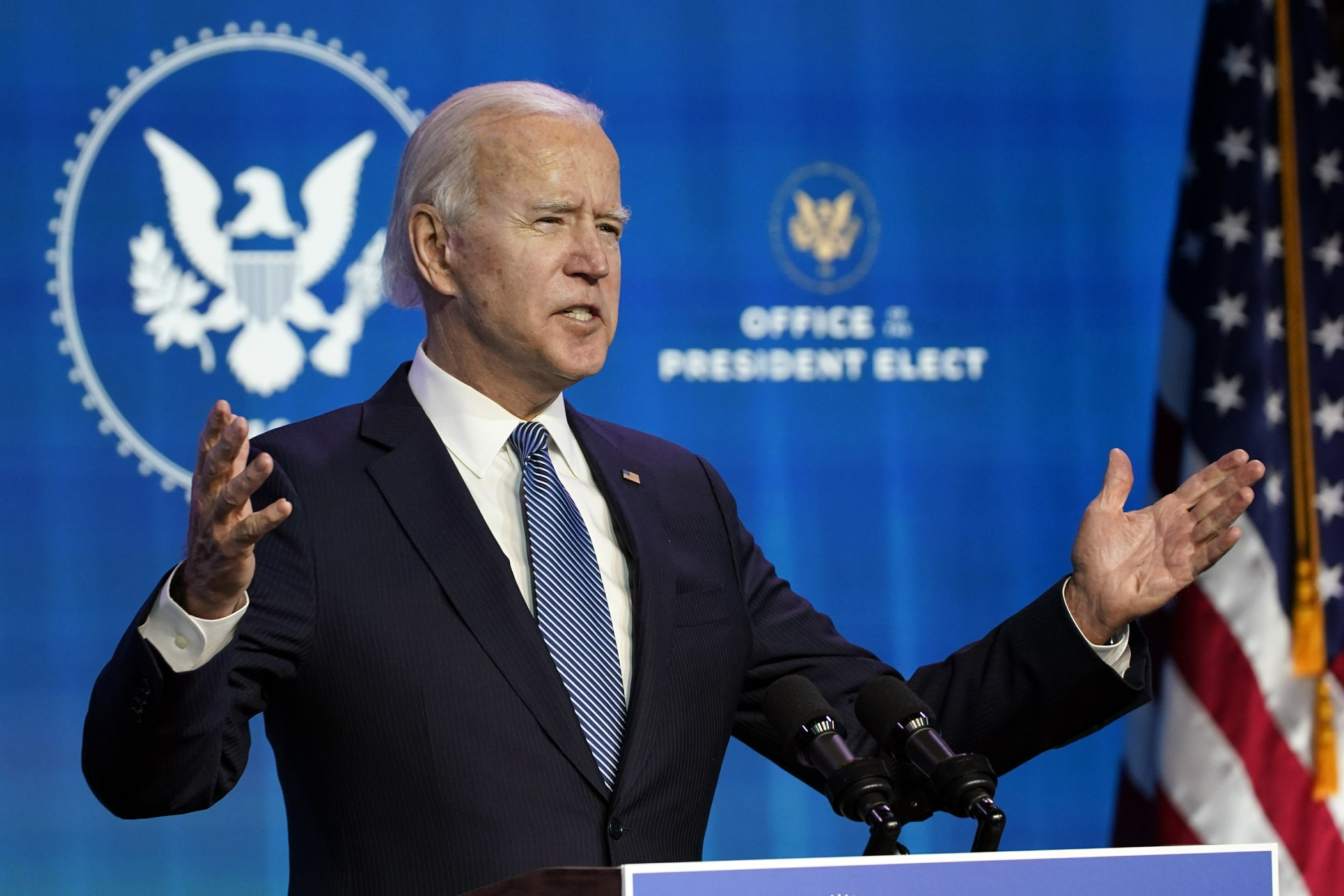 Biden forgoing Amtrak trip to Washington over security fears – Associated Press