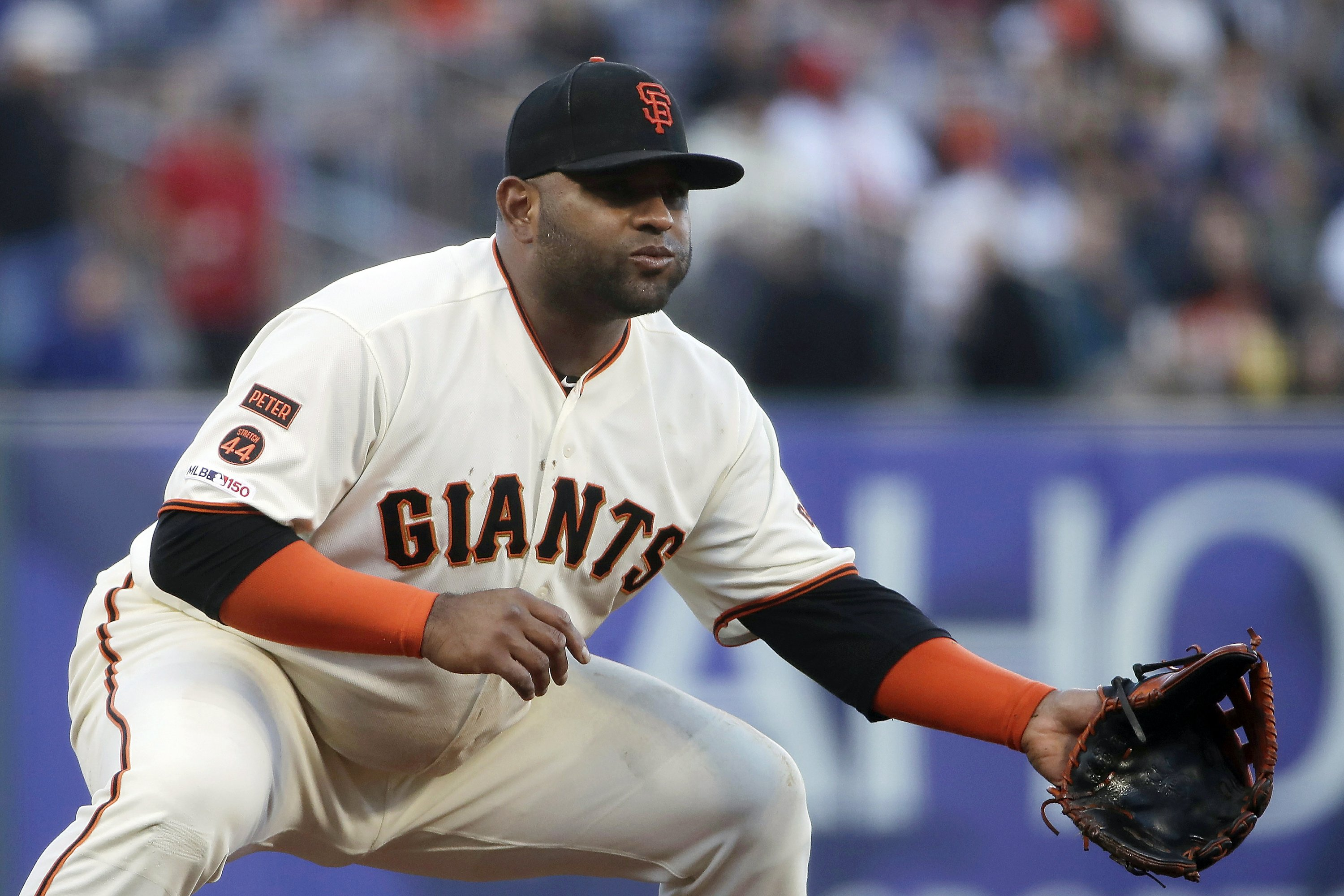 3B Pablo Sandoval returning to Giants on minor league deal