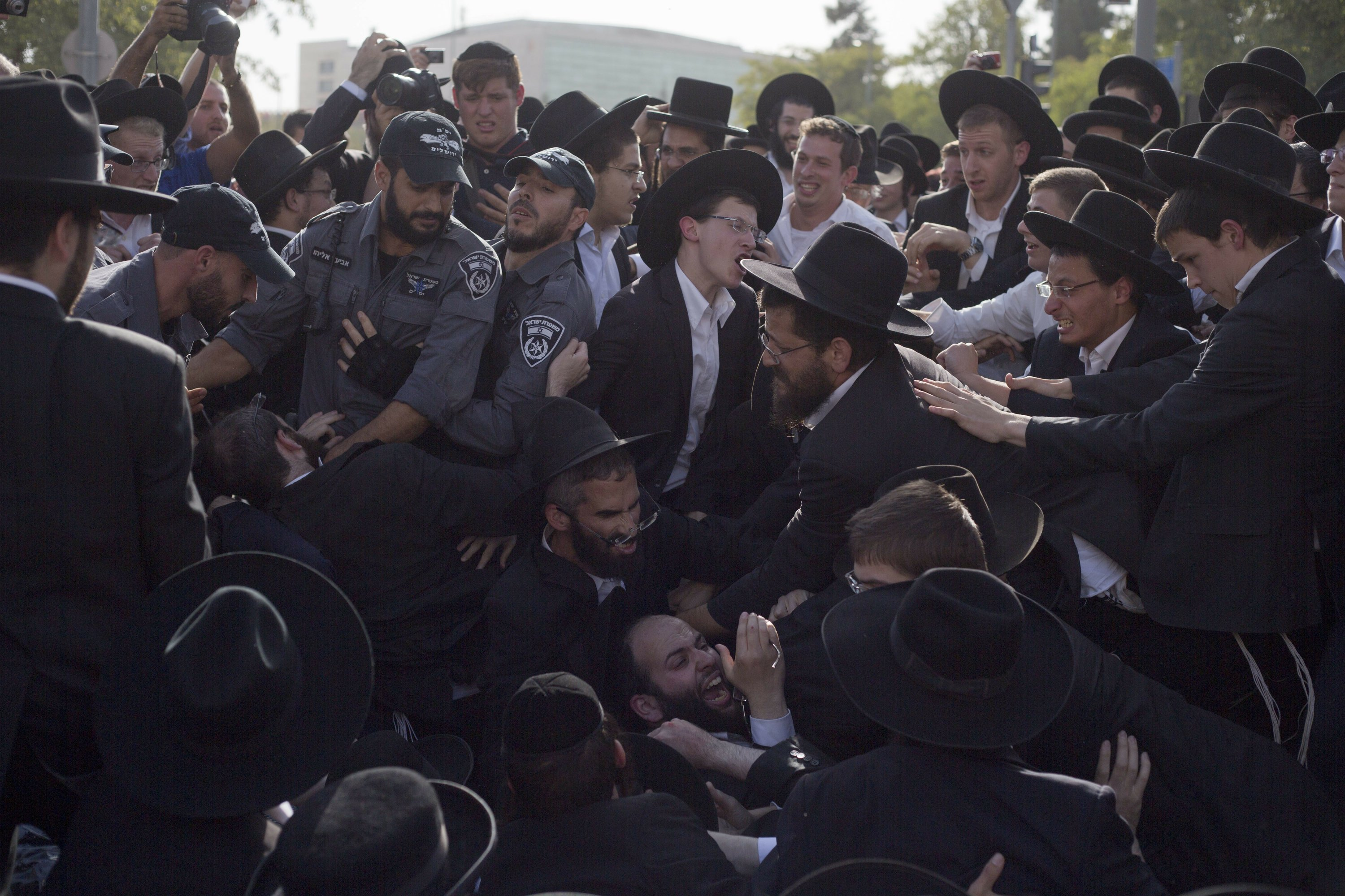 New Israeli election highlights tense ties to ultra-Orthodox