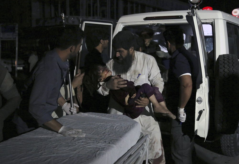 Taliban claims responsibility for Kabul explosion that killed 5