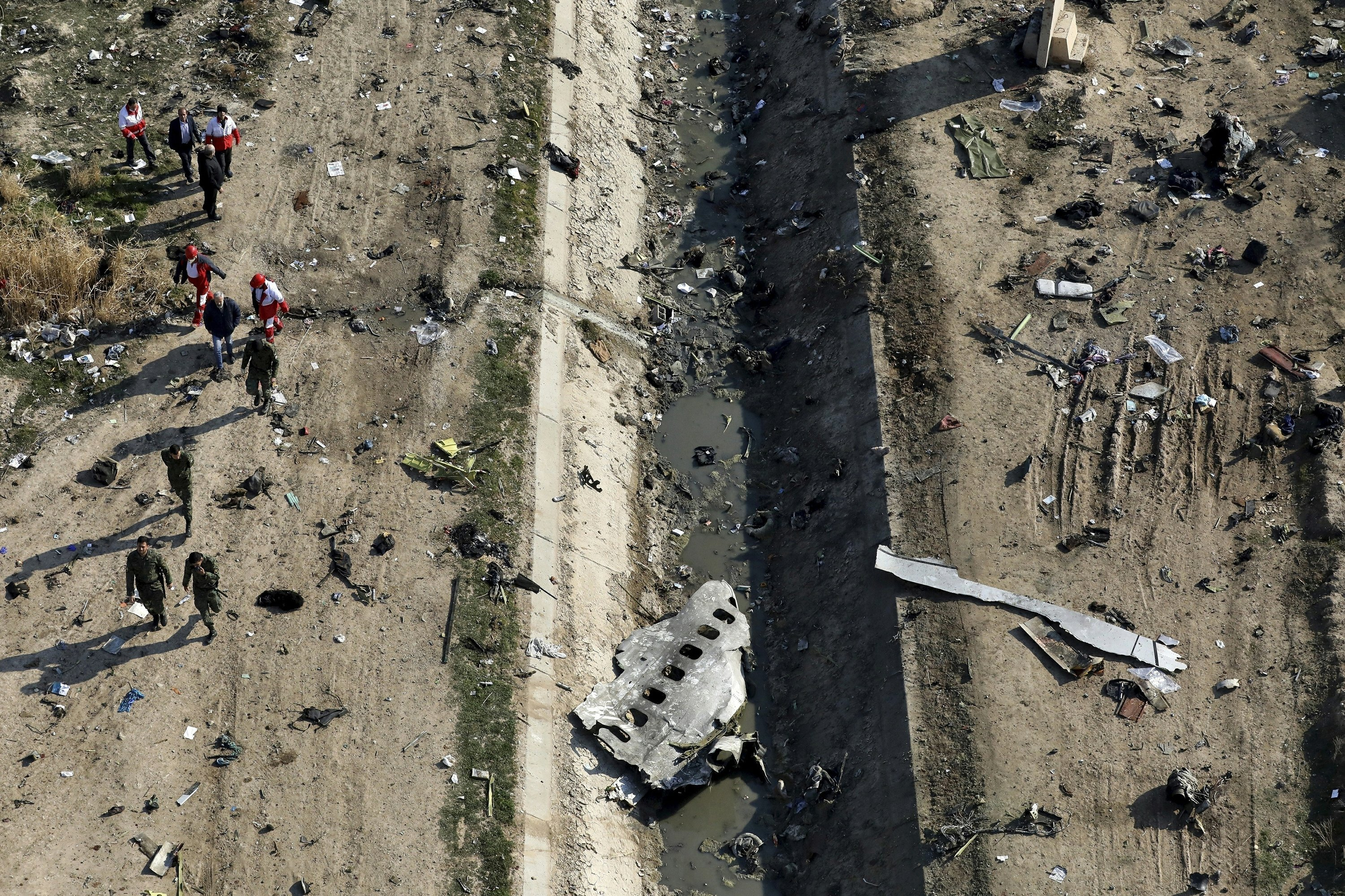 5 nations want Iran to deliver justice on downed plane