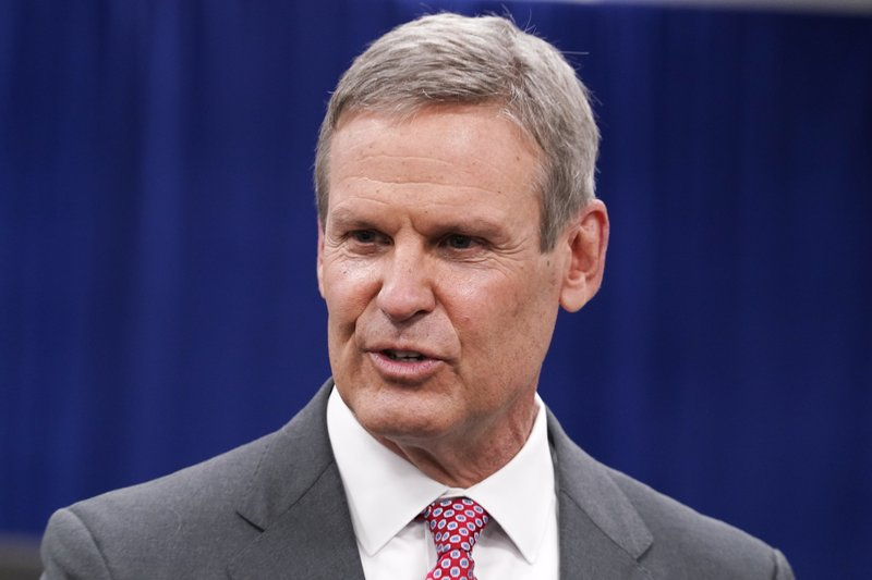 "Tennessee gov Bill Lee says making mask use mandatory is ""controversial"""