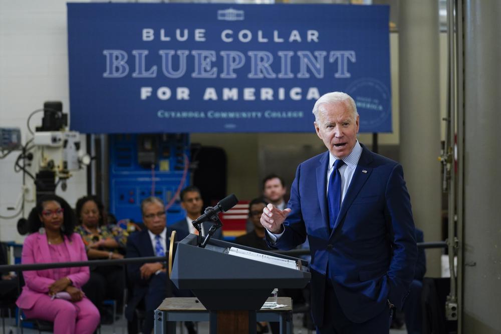 Biden Budget to Run .8t Deficit to Finance Spending Plans