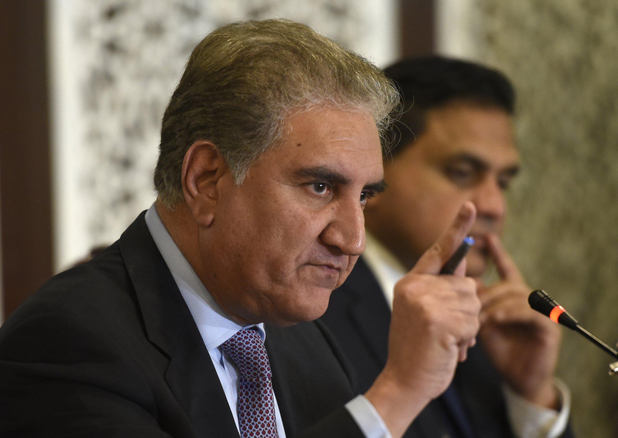 The Latest: UN chief urges no action on Kashmir status