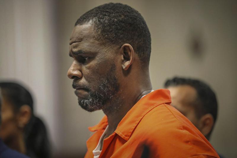 R. Kelly Accused of Sexually Abusing Teen Boys, Downloading Child Porn, and Bribing Cook County Court Officials