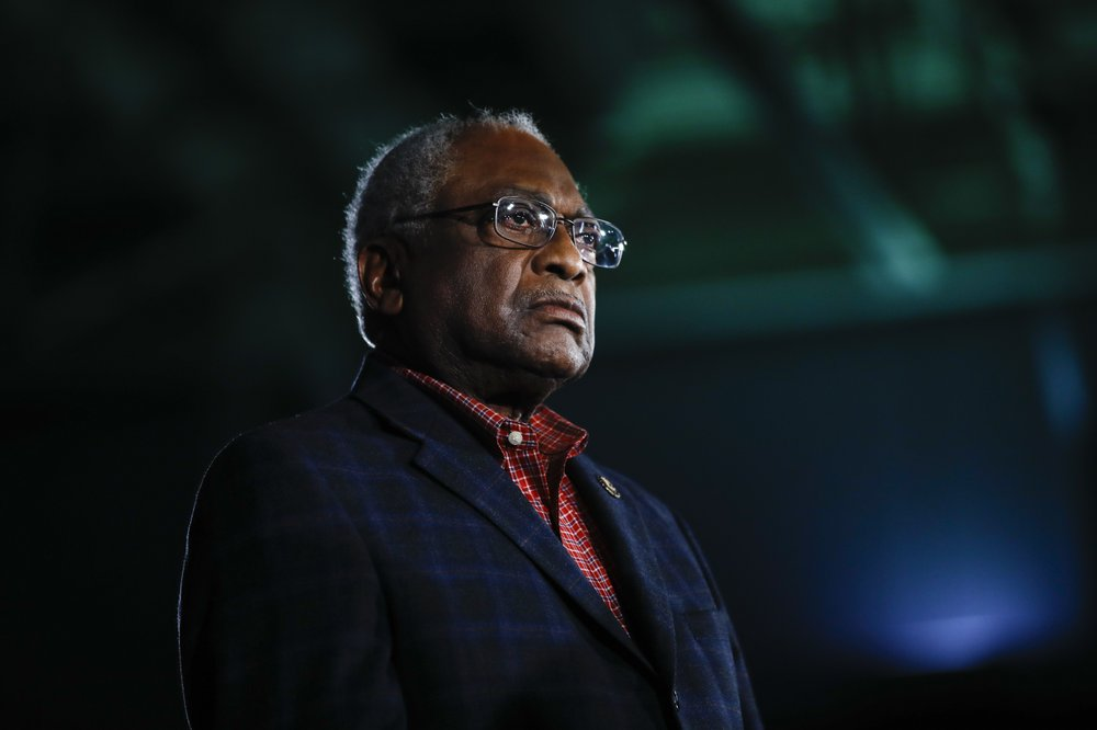 Joe Biden's ally James Clyburn brings civil rights legacy to Democratic National Convention