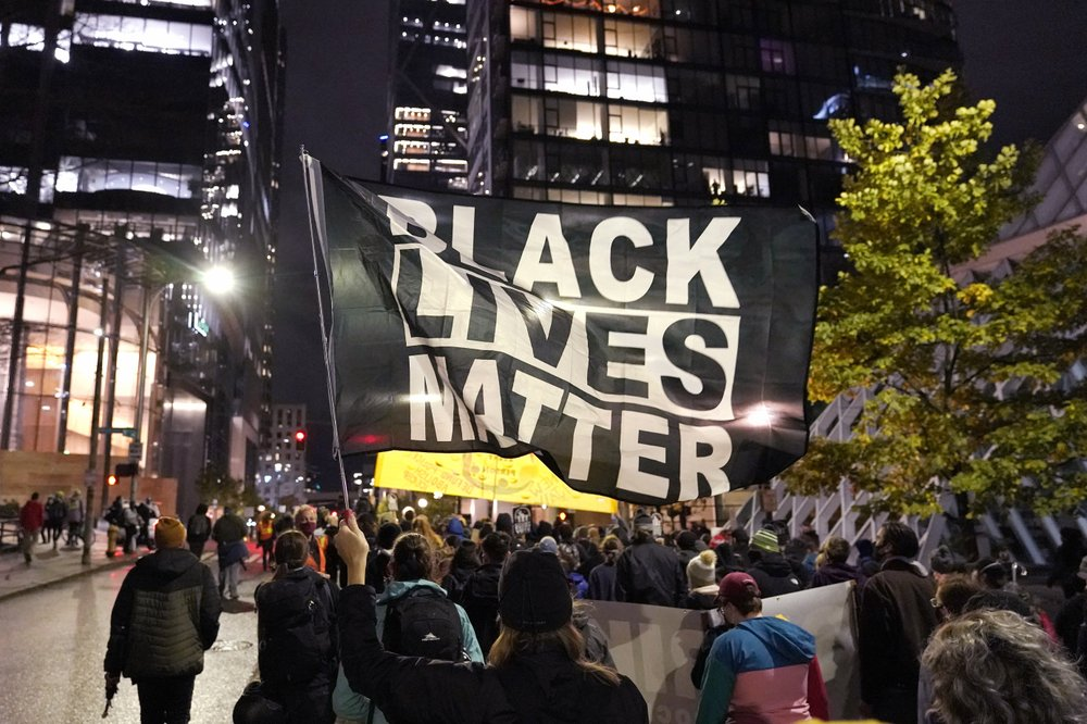 Black Lives Matter Global Network Foundation reveals it took in just over  million last year
