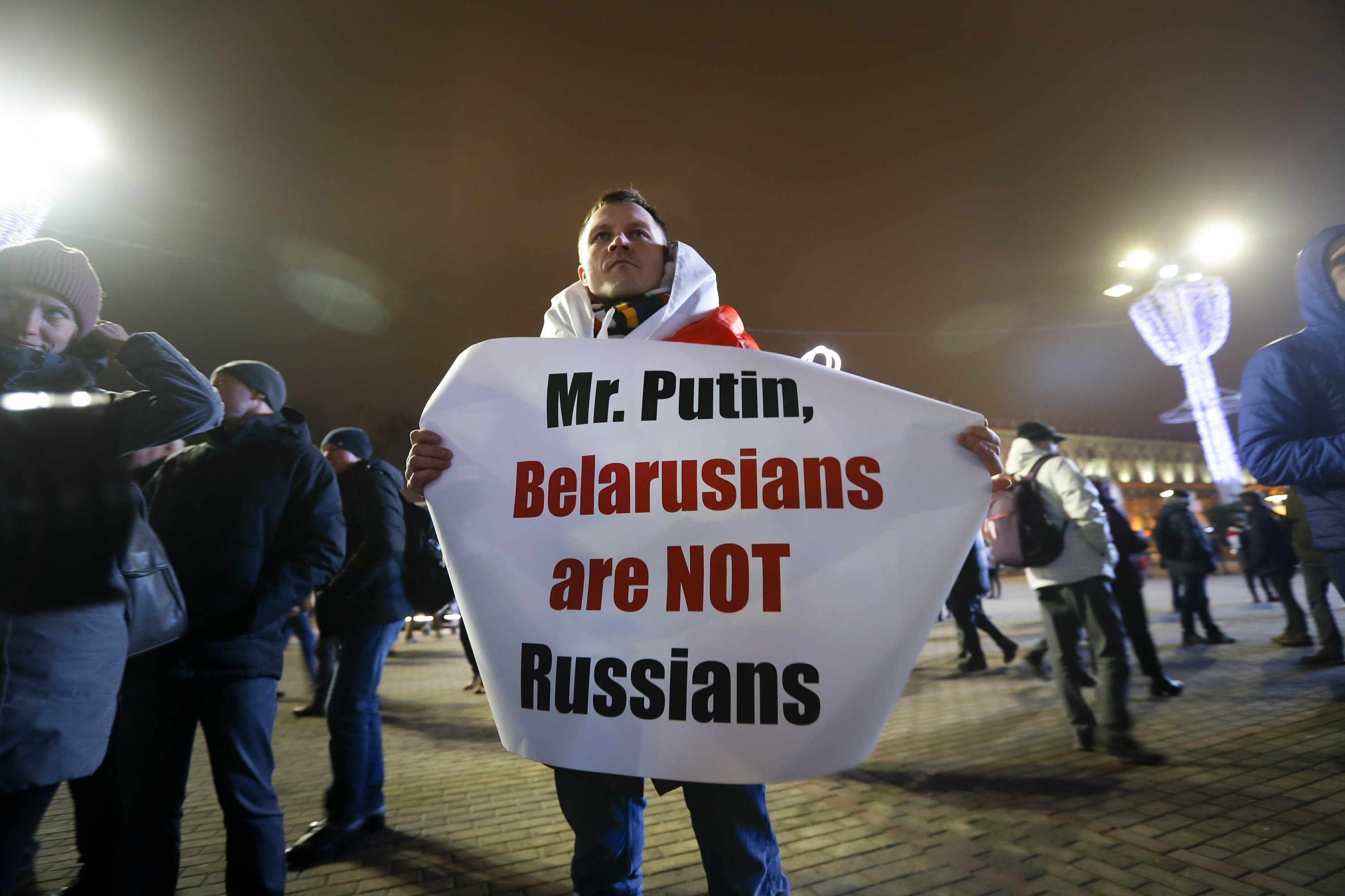 Is Russia Eyeing Belarus Takeover Integration Talks Deepen
