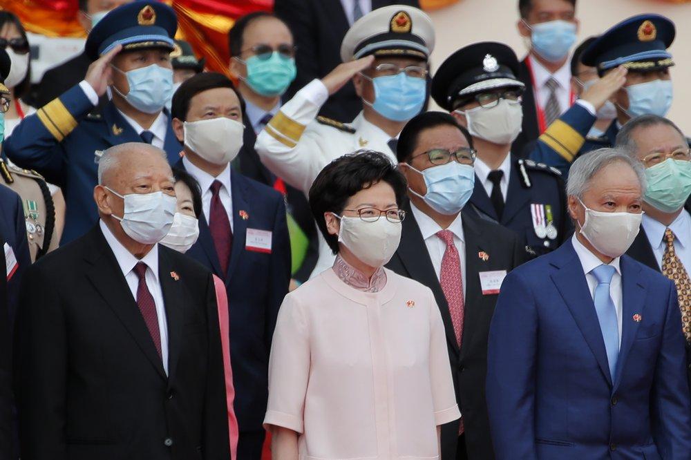 Новий закон про безпеку в дії: поліція Гонконгу провела перший арешт