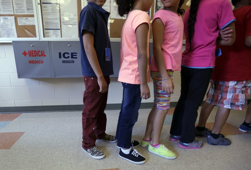 Facilities holding migrant children instructed to lift capacity restrictions