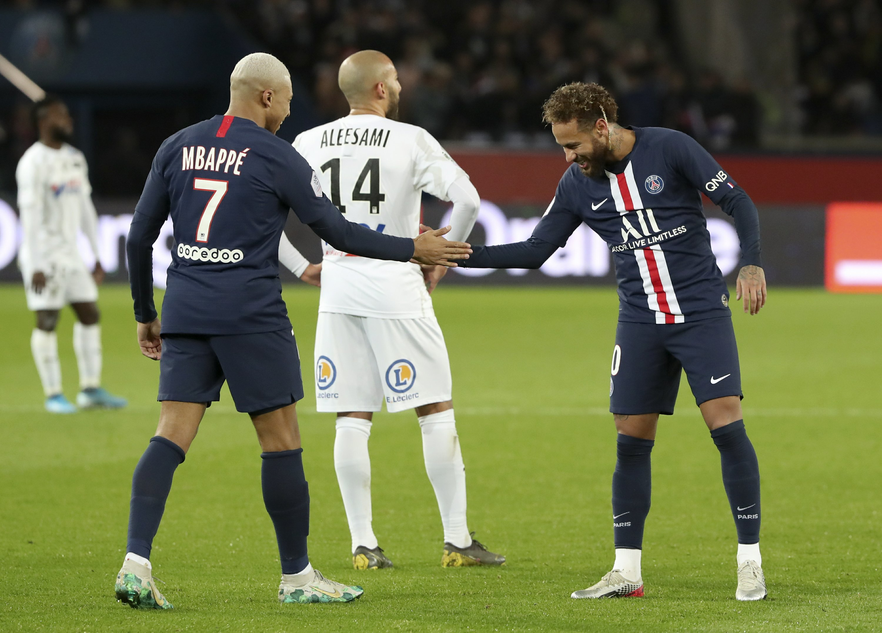 PSG's march to another title helped by rivals' inconsistency