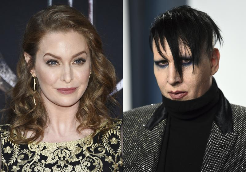 """""""Game of Thrones"""" actor Esmé Bianco claims Marilyn Manson repeatedly abused her"""