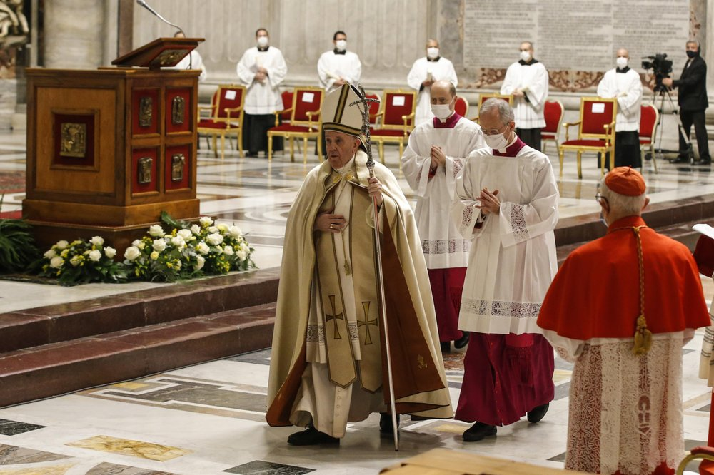 Pope elevates 13 new cardinals; immediately warns them not to use their titles for corrupt, personal gain