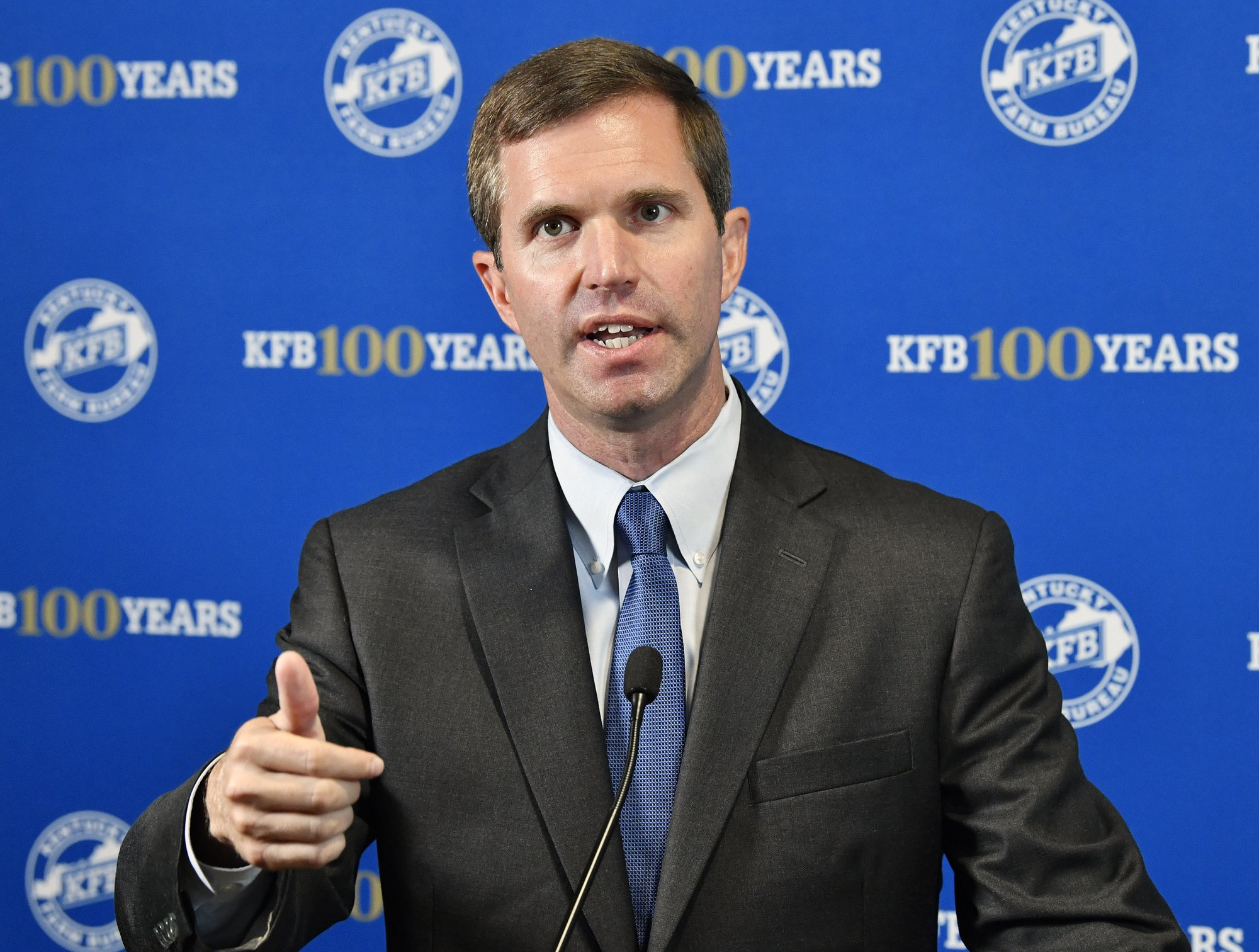 andy beshear - photo #16