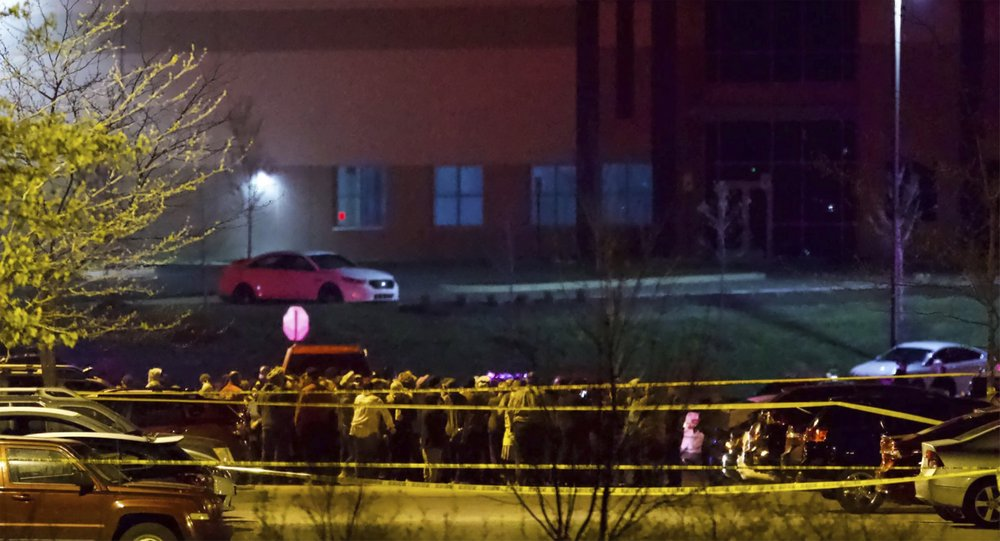 Breaking News: Another mass shooting in America: 9 people dead including shooter who committed suicide at FedEx in Indianapolis